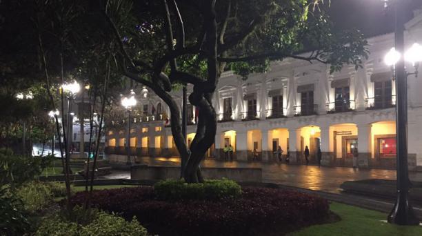 Plaza grande o independencia - Cámara de Turismo y Comercio LGBT del Ecuador