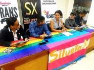 Asociación Silueta X presenta proyecto legal para la inclusión laboral en Ecuador-Federacion Ecuatoriana LGBTI-Plataforma Revolucion Trans-Transmasculinos Ecuador