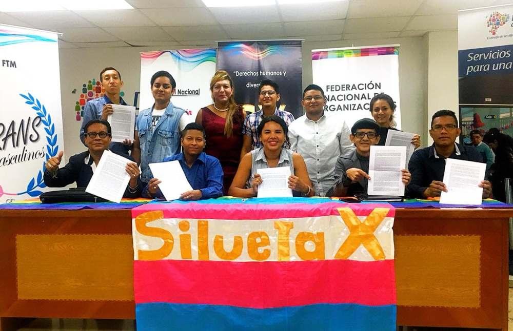 Boletin de prensa-Ley de inclusión al Trabajo por orientación sexual con énfasis en Identidad de Género-Asociacion Silueta X-Federacion Ecuatortiana LGBTI