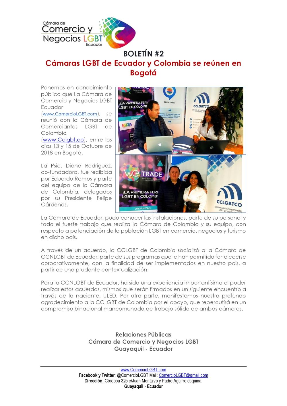 Cámaras-LGBT-de-Ecuador-y-Colombia-se-reúnen-en-Bogotá-Cámara-de-Comercio-y-Negocios-LGBT-de-Ecuador