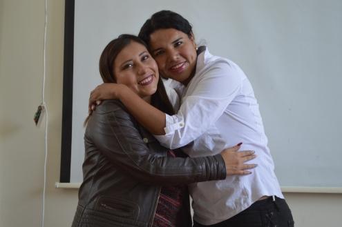 FemRock Ecuador entrega reconocimiento Valdivia 2018 a Diane Rodríguez activista por los derechos de la diversidad (7)