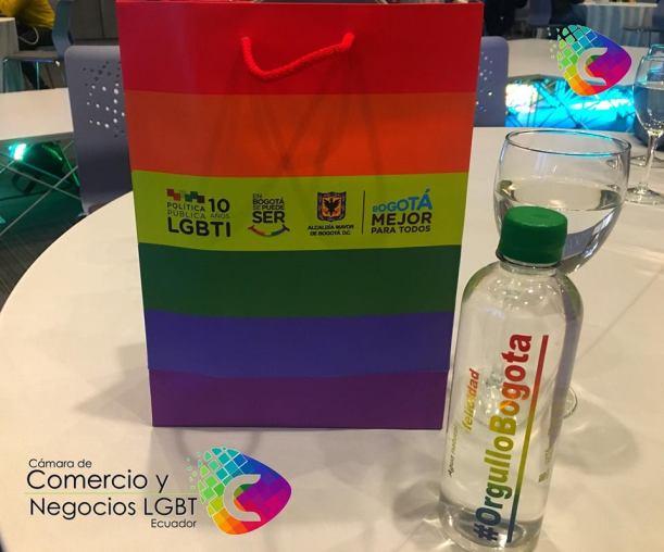 Participación de la Camara LGBT de Comercio y Turismo Ecuador en We Tride de camara de comerciantes colombia (1)