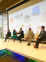 Participación de la Camara LGBT de Comercio y Turismo Ecuador en We Tride de camara de comerciantes colombia (18)