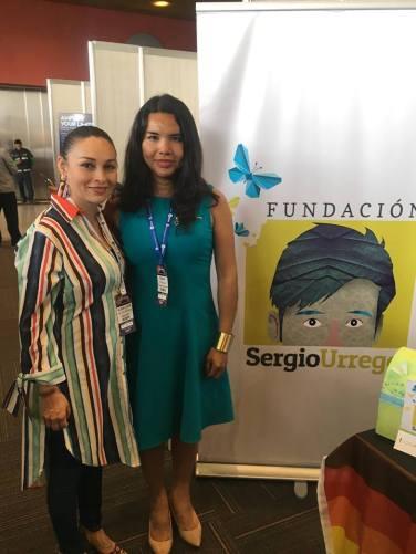 Participación de la Camara LGBT de Comercio y Turismo Ecuador en We Tride de camara de comerciantes colombia Diane Rodriguez (7)