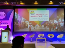 Cámara LGBT de comercio Ecuador en el We Trade Feria de oportunidades en Bogota Colombia (10)