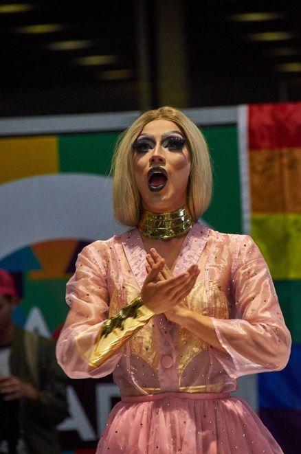 Cámara LGBT de comercio Ecuador en el We Trade Feria de oportunidades en Bogota Colombia (18)
