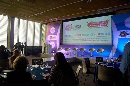 Cámara LGBT de comercio Ecuador en el We Trade Feria de oportunidades en Bogota Colombia (20)