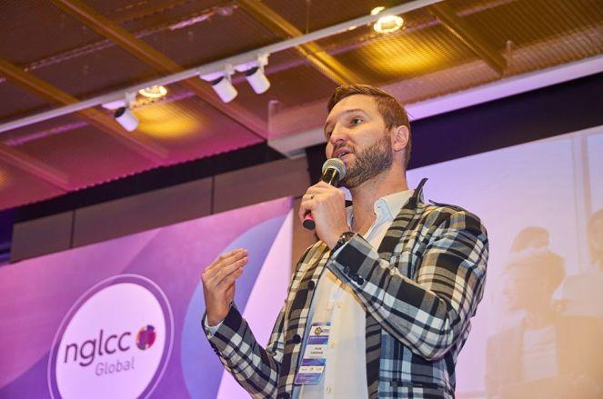 Cámara LGBT de comercio Ecuador en el We Trade Feria de oportunidades en Bogota Colombia (23)