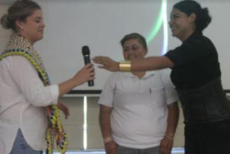 Cámara LGBT de Ecuador dicta taller derechos a personal de UNILEVER - Certificación Frendly BE - Diane Rodríguez (2)
