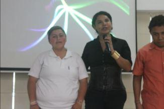 Cámara LGBT de Ecuador dicta taller derechos a personal de UNILEVER - Certificación Frendly BE - Diane Rodríguez (3)