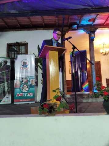 Feria de emprendimiento Ambato ' Cámara LGBT de Comercio Ecuador (4)