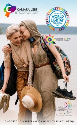 Día Internacional del Turismo LGBTQ – Cámara LGBT de Comercio Ecuador - Pride Connection Ec ( (19)